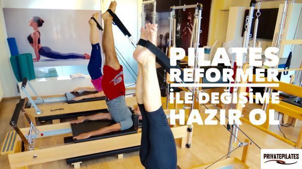 Pilates Reformer (Aletli Pilates)