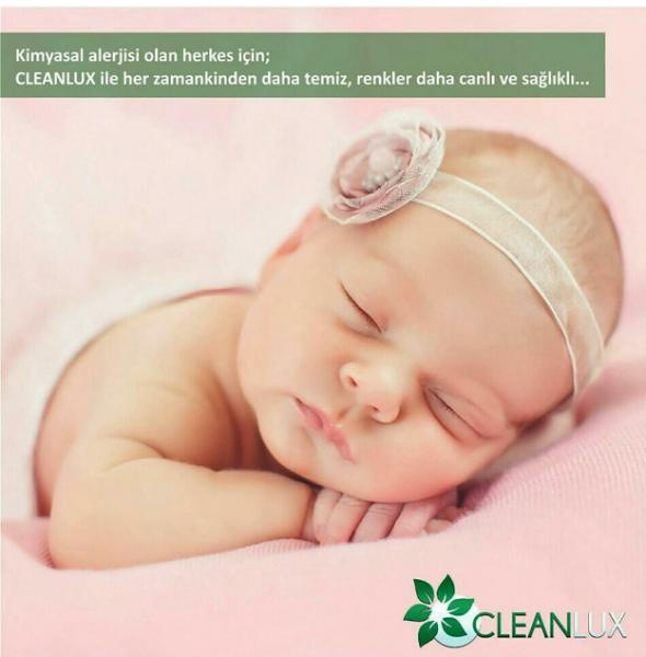 Cleanlux Çekmeköy Ekolojik Giysi Temizleme