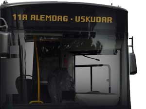 11A ALEMDAG - USKUDAR