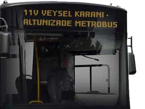 11V VEYSEL KARANİ - ALTUNİZADE METROBUS